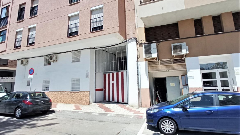 Plaza de Garaje en Calle Alfredo Catalani